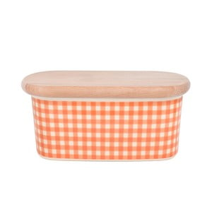 Maselniczka Nigelli Lawson Gingham Orange
