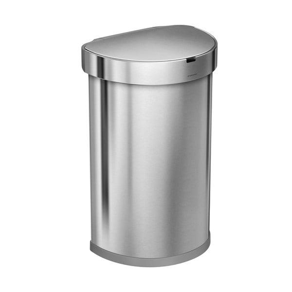 Bezdotykowy kosz na śmieci Simples, 45 l