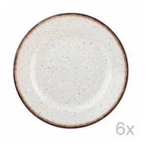 Zestaw 6 talerzy Bakewell Mint, 26 cm