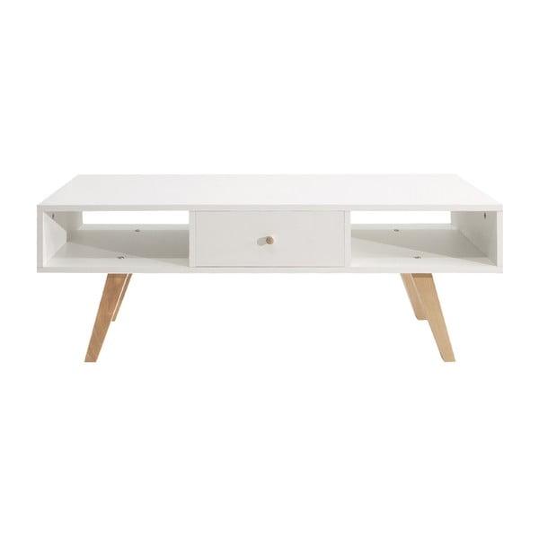 Biała szafka pod TV TemaHome Prism