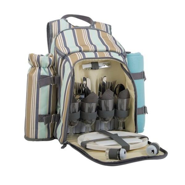 Plecak piknikowy Country dla 4 osób