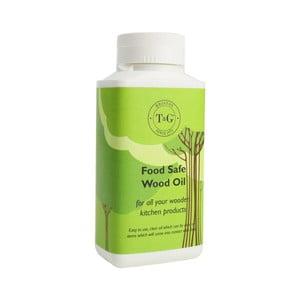Olej ochronny do impregnacji drewnianych akcesoriów kuchennych T&G Woodware, 250 ml