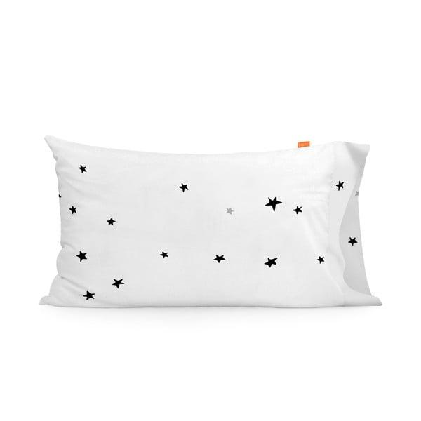 Zestaw 2 bawełnianych poszewek na poduszki Blanc Constellation, 50x80cm