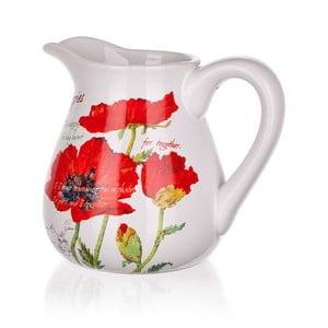 Dzbanek ceramiczny Banquet Red Poppy