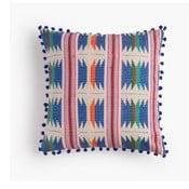 Poszewka na poduszkę Mexicano Azul, 45x45 cm