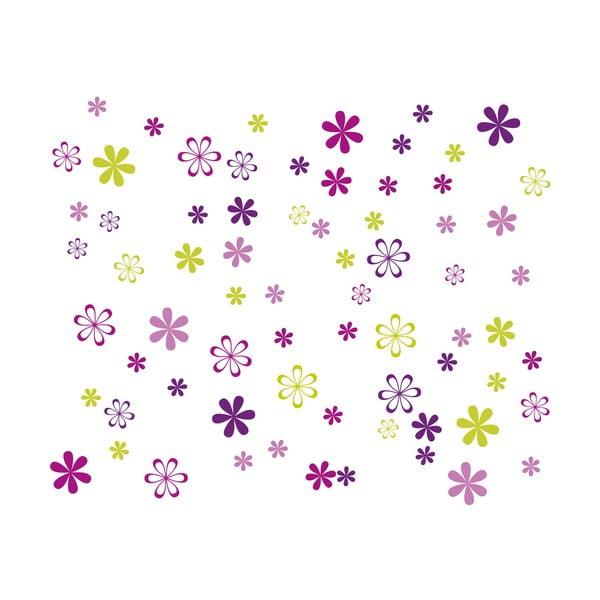 Naklejka dekoracyjna Jazzy Blooms