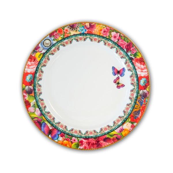 Talerz porcelanowy Melli Mello Eliza, 26.5 cm