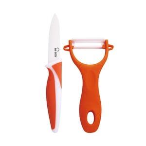 Nóż i obieraczka Bio