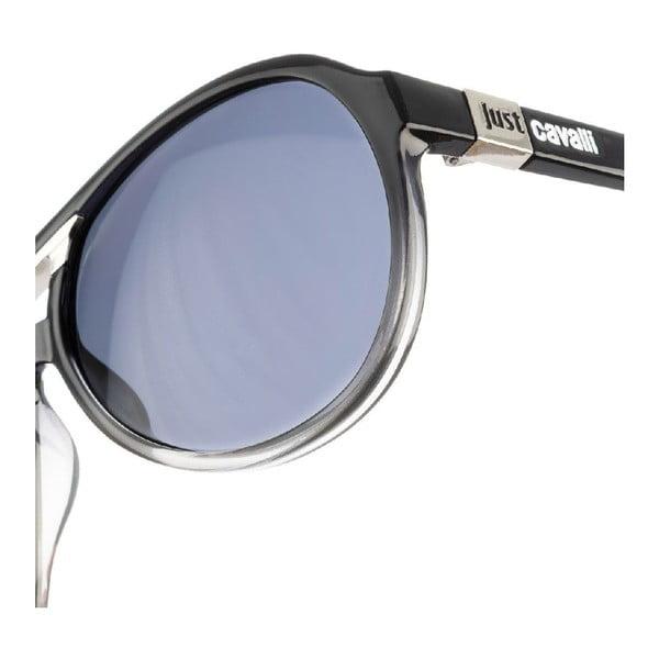 Męskie okulary przeciwsłoneczne Just Cavalli Black Ice