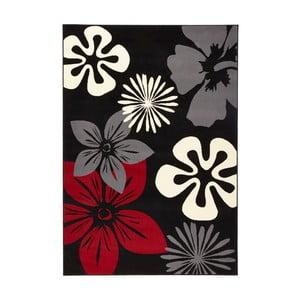 Dywan Hanse Home Gloria Flower Night, 80x150 cm