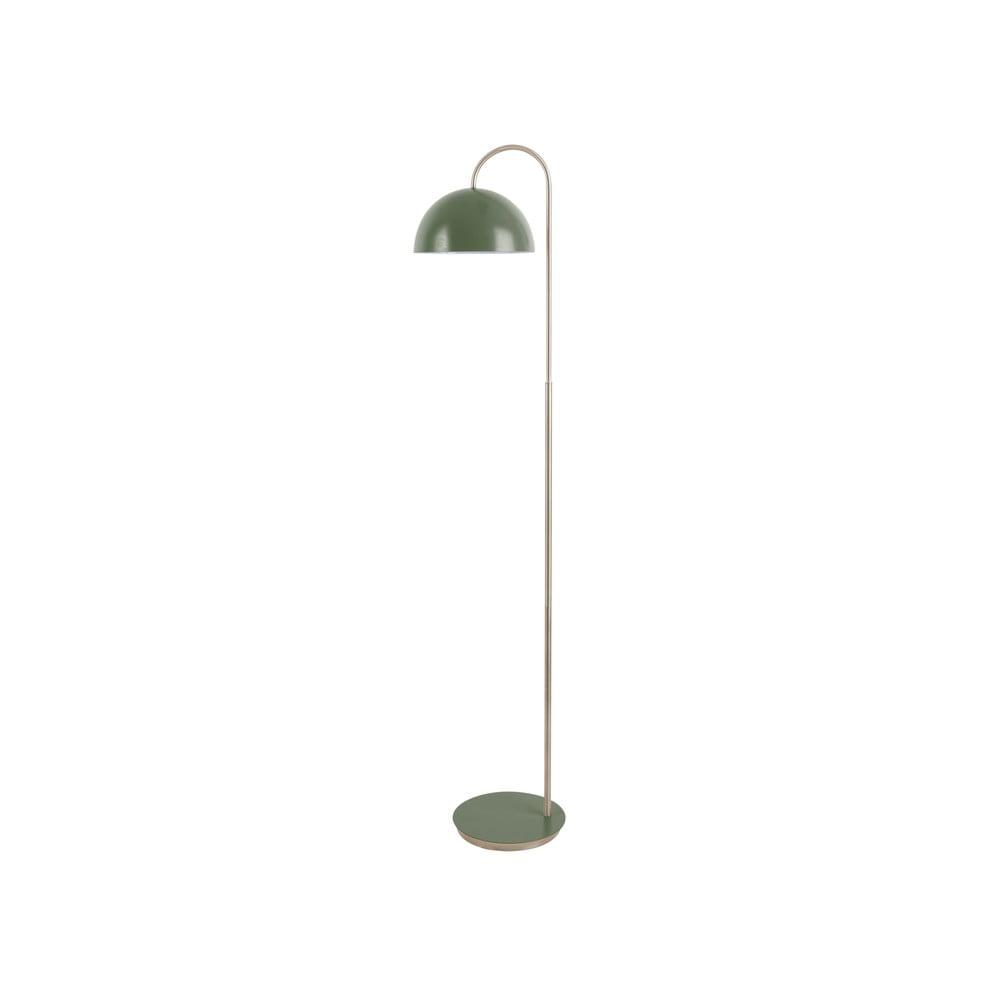 Lampa stojąca w zielonym matowym kolorze Leitmotiv Decova