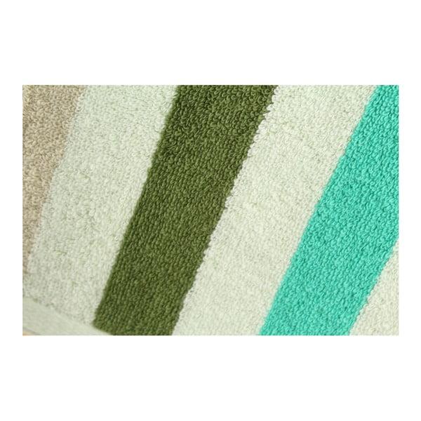 Zestaw 2 ręczników Peggy Pool Green, 70x140 cm