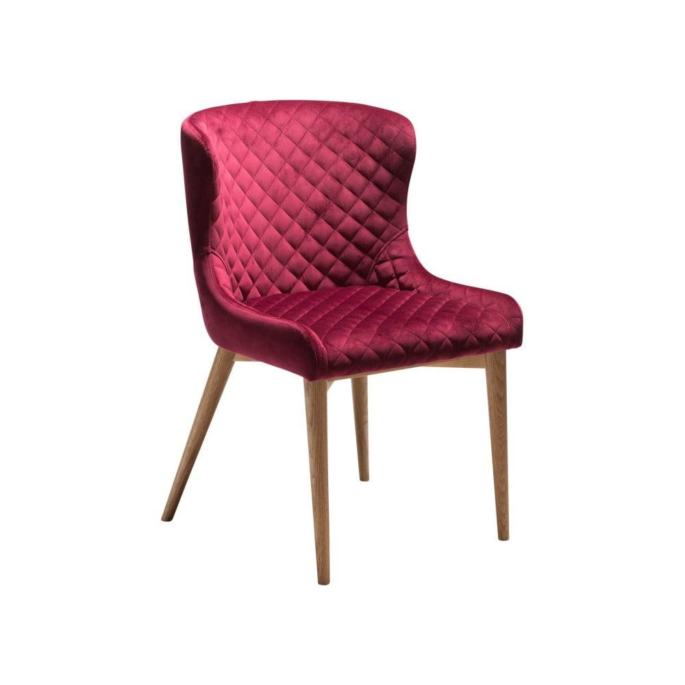 Bordowe krzesło DAN-FORM Denmark Vetro