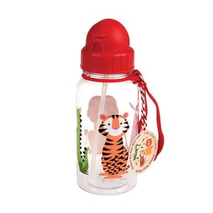 Butelka na wodę Rex London Colourful Creatures, 500 ml