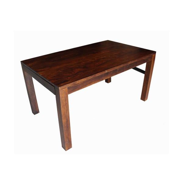 Rozkładany stół z palisandru Indigodecor, 200-290 cm