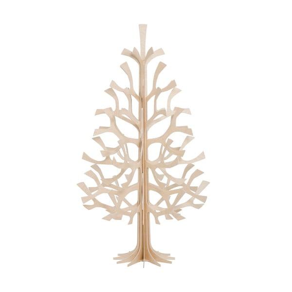 Składana dekoracja Lovi Spruce Natural, 30 cm