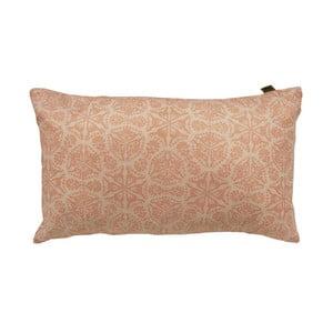 Poduszka Overseas Porto Blush, 30x50 cm