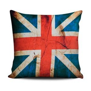 Poduszka Homedebleu England, 45x45 cm