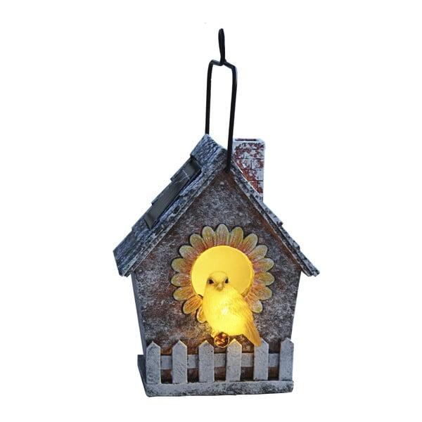Lampa ogrodowa Soilar Energy Bird House