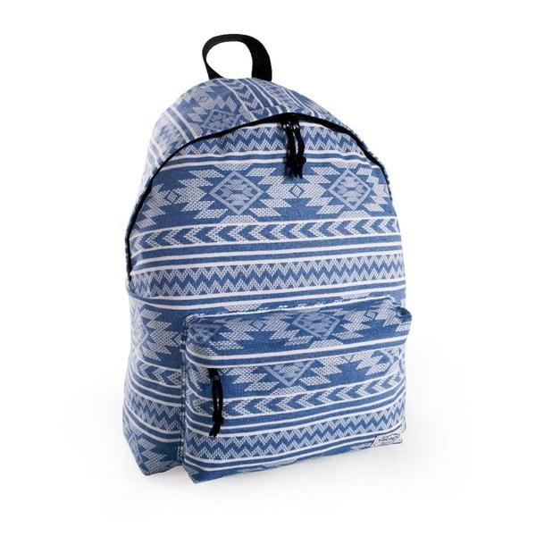 Plecak Tempo Blue Aztec