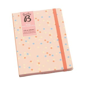Notes Busy B Stripe, format A6