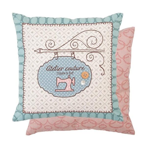 Poduszka Clayre Pillow, 40x40 cm