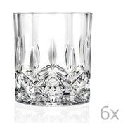 Zestaw 6 szklanek RCR Cristalleria Italiana Alda
