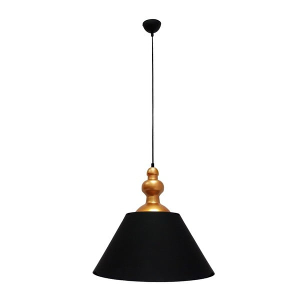 Lampa Candellux Lighting Dolores, czarna