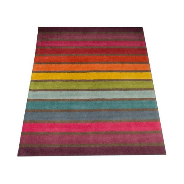 Dywan wełniany Flair Rugs Illusion Candy, 80x150 cm