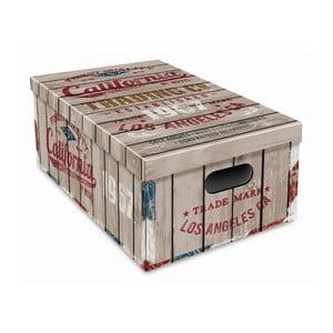 Zestaw 3 pudełek Ordinett Old California