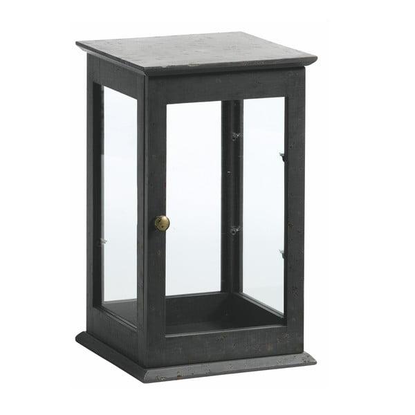 Przeszklona witryna Cabinet, 50 cm, czarna