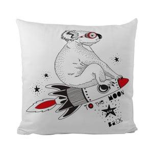 Poduszka Koala With Rocket, 50x50 cm