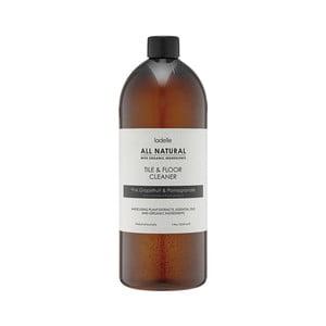 Naturalny płyn do mycia podłóg o zapachu pomarańczy i różowego grejpfruta Ladelle