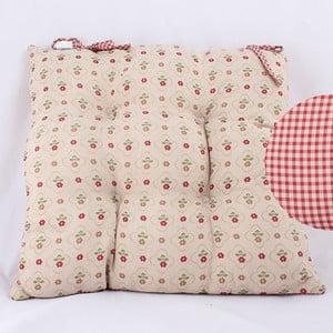 Poduszka na krzesło Dots Pink