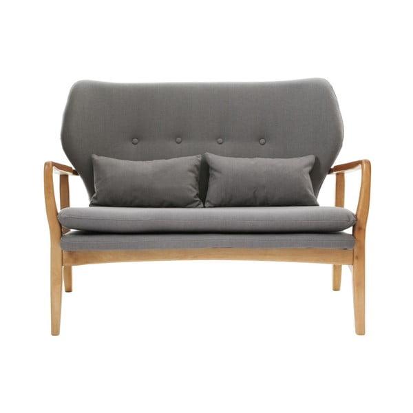 Sofa dwuosobowa Stockholm z drewna brzozowego