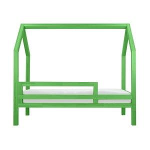 Zielone boki do łóżka Benlemi Funny