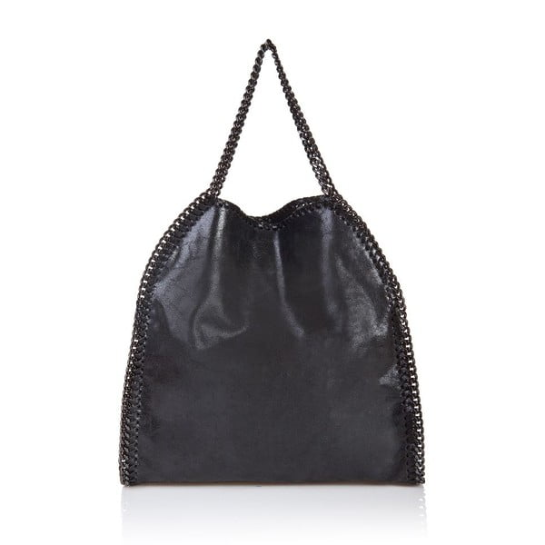 Czarna torebka skórzana Markese Amelia