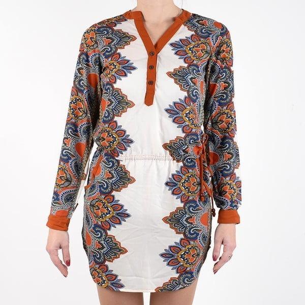 Sukienka plażowa Shirt Brown, XL