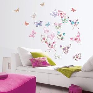 Naklejka dekoracyjna Motyle