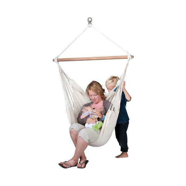 Krzesło-Hamak  Modesta, naturalne