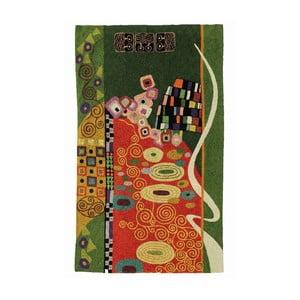 Dywan Klimt Brown/Green, 180x120 cm