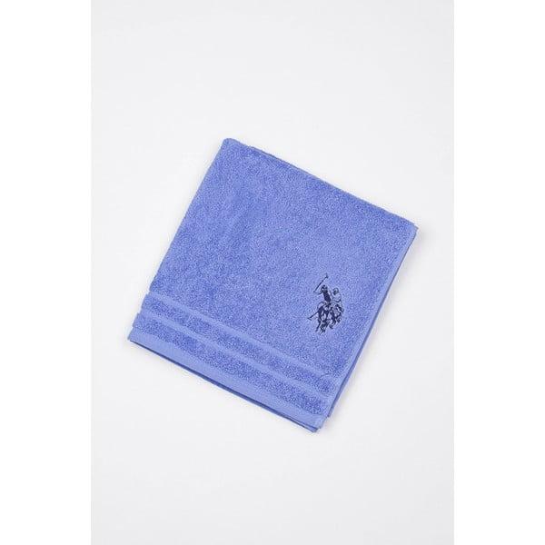 Dywanik łazienkowy U.S. Polo Assn. Blue, 60x90 cm