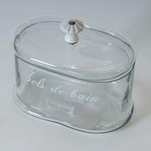 Pojemnik szklany z przykrywką Antic Line Sels