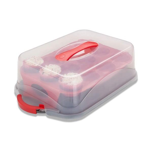Przenośnie pudełko na ciastka Bake Carry