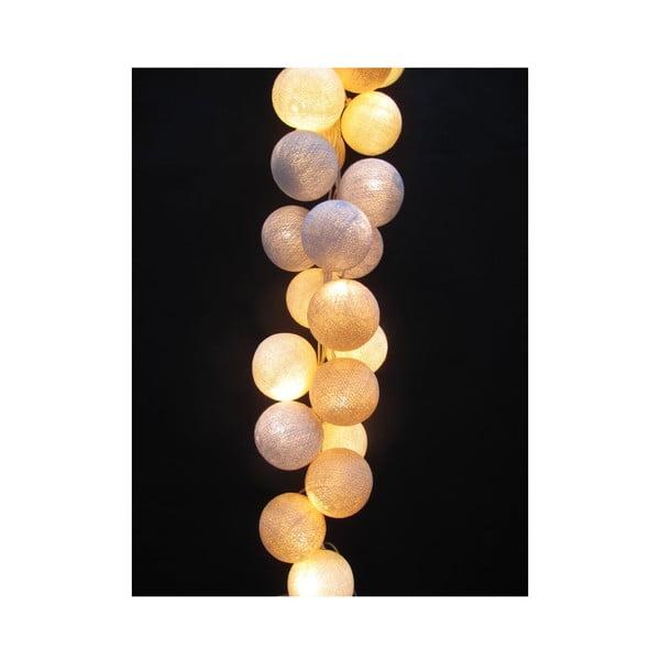 Girlanda świetlna Glow, 35 kulek