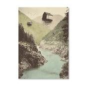 Plakat Antigravity, 30x42 cm