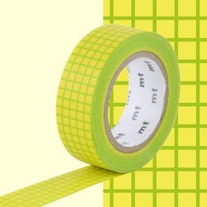 Taśma dekoracyjna washi MT Masking Tape Rosalie, dł.10m