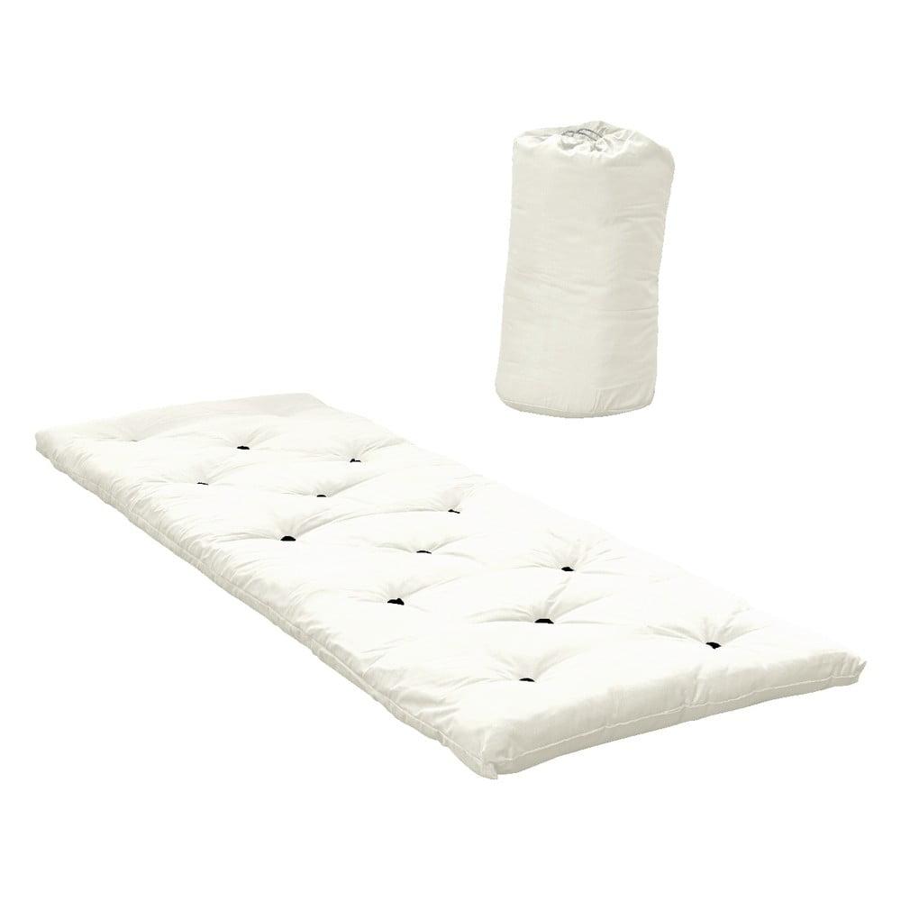 Jasnobeżowy materac dla gości Karup Design Bed In A Bag Natural