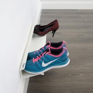 Półka na buty J-ME Shoe Rack White, 70 cm