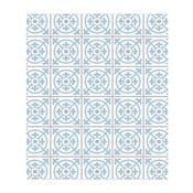 Szklana płyta ochronna na kuchenkę Wenko Tiles, 60x70 cm